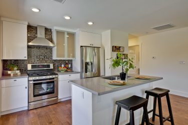 Redding Kitchen Island