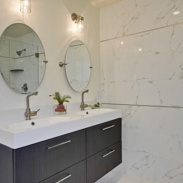 Redding Master Bathroom Vanity